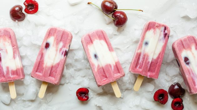 Nutrition With jan Marie cherry ripe pops